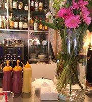 Testa Rossa Cafe Sweets Bar Komagata