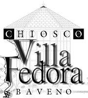 Chiosco Villa Fedora
