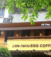 Little HaNoi Egg Coffee