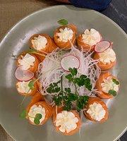 Ristorante Niwa - Giardino giapponese con cucina
