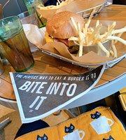 J.S Burger Cafe Shibuya