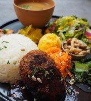 Vegan Vegetarian Mumokuteki Cafe