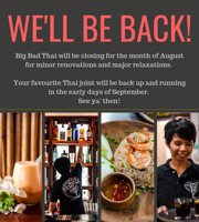 Big Bad Thai Bistro & Bar