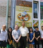 Mai Tai Thai Leves Es Wok Bar