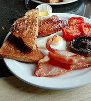 Bluebells Cafe at Briddlesford Lodge Farm