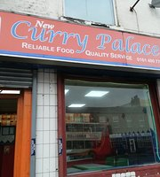 New Curry Palace