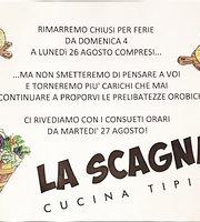 La Scagna Cucina Tipica