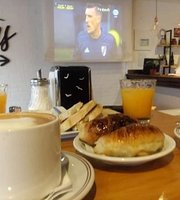 Las Gaviotas cafe
