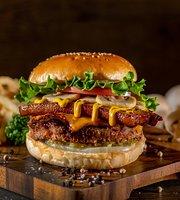 Grill×Burger&Craft Beer Nikanbashi Burger Bar