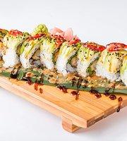 Rainbow sushi 2.0 borgo San Giuliano