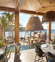 Kensho Psarou Beach Bar and Restaurant