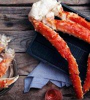 Drunk Crab and Happy Chicken
