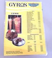 Gyros - Travnički ćevap