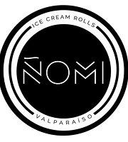 Ñomi Ice Cream Rolls