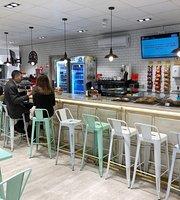 Cafè de l'estació Plaça Catalunya