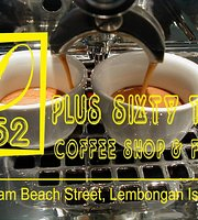 Plus Sixty Two Coffee Shop