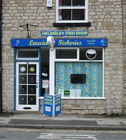 Helmsley Fish Shop Laucia Fisheries