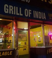Grill of India
