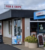 Newport fish and chip shop