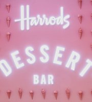 Harrods Dessert Bar On 2