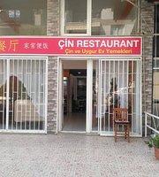 Cin Ve Uygur Ev Yemekleri