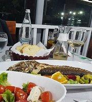 Restaurant Castle Ksamil