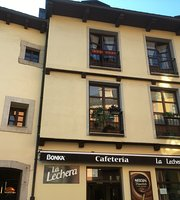 Cafetería Heladería La Lechera