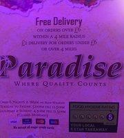 Paradise Balti & Pizza
