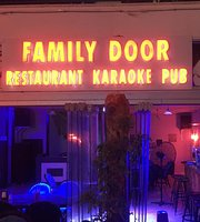 Family Door restaurant karoke pub