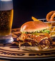 Mcniko Burger Wings