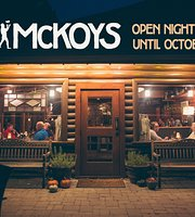 T R McKoy's