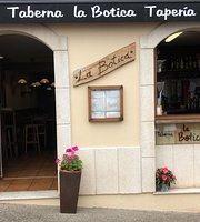 Taberna Taperia La Botica