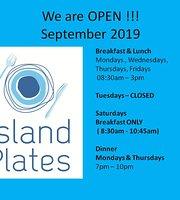 Island Plates