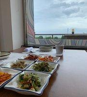Nam Ddo Rija Yeon Mountain Sliced Raw Fish