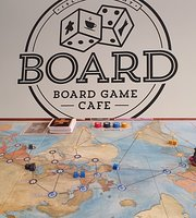 Snacks and Ladders Board Game Cafe