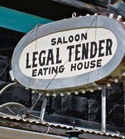 Legal Tender Saloon & Eating House