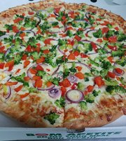 Snack Pizza & Batatinhas