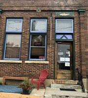 The Bleu Dog Cafe