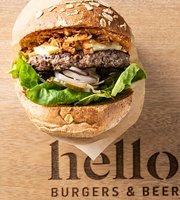 Hello! Burgers & Beer (By Monsieur Burger)