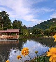 Restoran i ribnjak Lovac - Beli