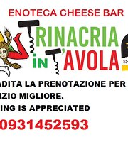 Enoteca Cheese Bar Trinacria in T'Avola