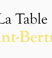 La Table de Saint-Bertrand