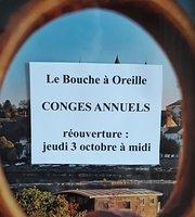 Le Bouche a Oreille Saumur