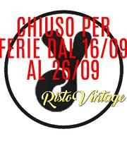 Yellow Risto Vintage