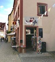 Bucherkabinett Bucher Cafe Wolle & mehr