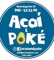 Acai and Poké bowl Malmö