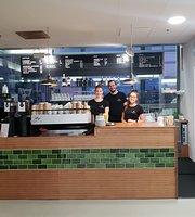 Kaffeemacher Café