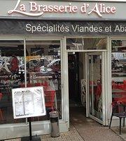 La Brasserie D'alice