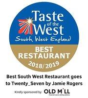 Restaurant Twenty Seven by Jamie Rogers