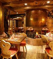Restaurant le Montagnard - Hotel Central Résidence